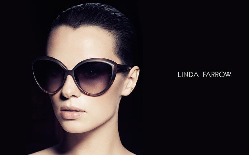 Linda Farrow Model Sonne